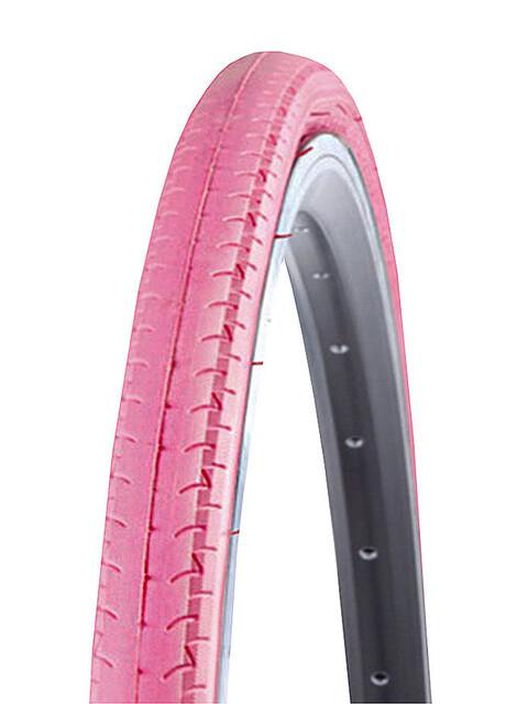 """Kenda Kontender K-196 Bike Tyre 28"""", wire bead pink"""